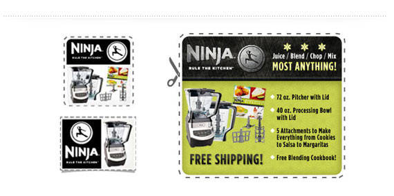 Digital Target Marketing Design Develop Deliver Ninja Kitchen System