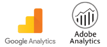 CGoogle and Adobe Analytics